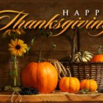 Happy Thanksgiving!  Let's Fill This Day with Gratitude!