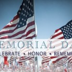 Safe and Happy Memorial Day to All!